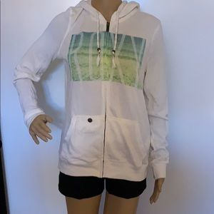 Roxy. Sweater hoodie. Size medium.